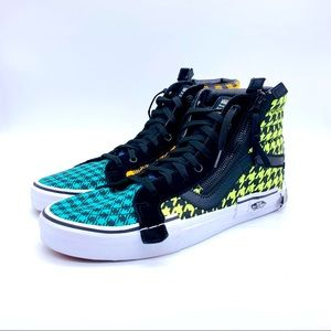 """Vans Off The Wall Sk8 """"What The Buffalo"""" Sneakers"""